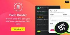 افزونه فرم ساز وردپرس Form Builder